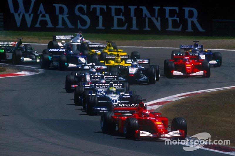 GP da Europa 2001