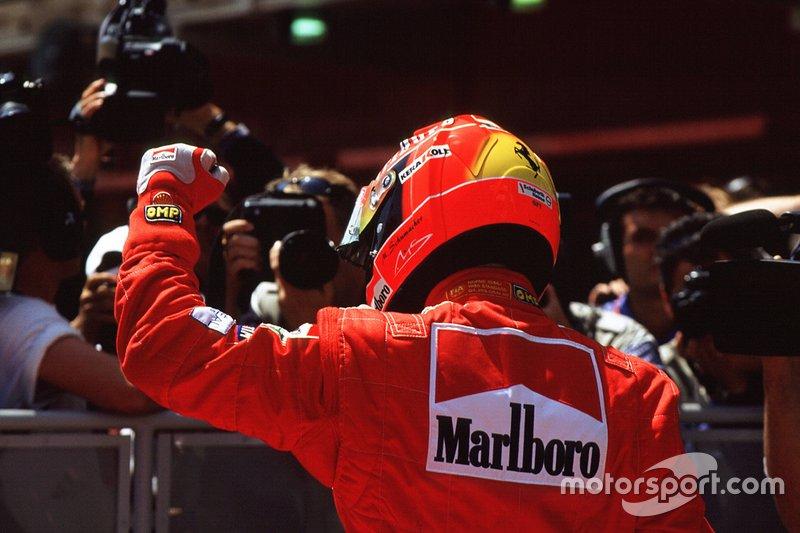 2001 Spaanse Grand Prix