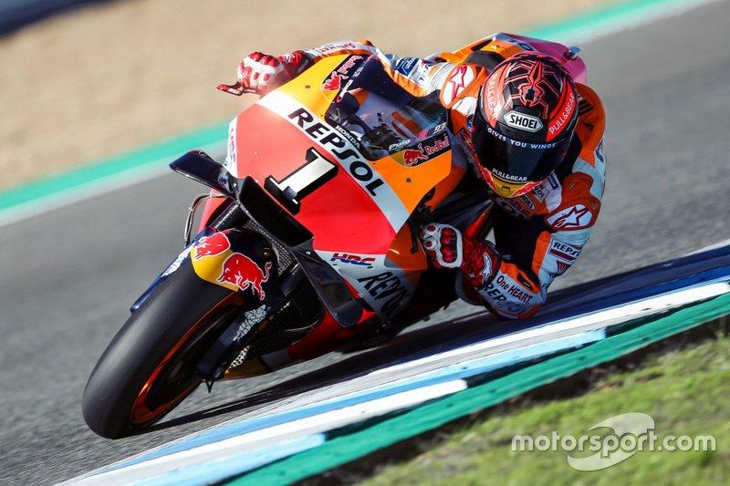 ¿Será Marc Márquez el siguiente piloto en llevar el 1 en su moto?