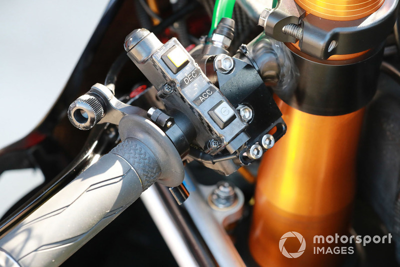 Перемикачі на кермі мотоцикла Monster Yamaha Tech 3