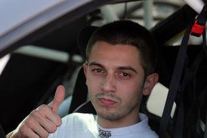 Nikola Milijkovic, LEIN Racing Cupra TCR