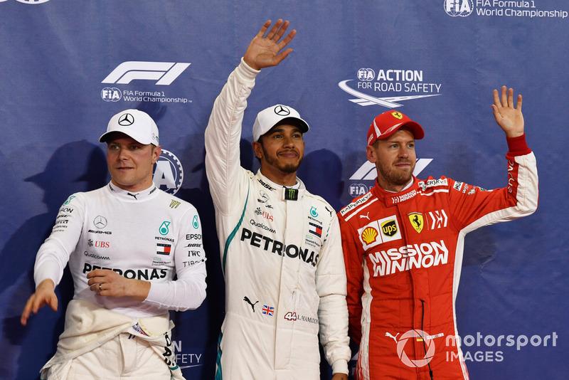 (Lewis Hamilton, Mercedes-AMG F1 W09