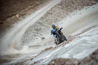 Адриен ван Беверен, Yamalube Yamaha Official Rally Team, Yamaha WR450F (№4)