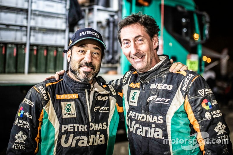 ##505 Team De Rooy Iveco: Federico Villagra