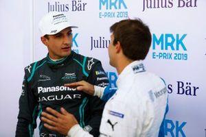 Mitch Evans, Jaguar Racing, Antonio Felix da Costa, BMW I Andretti Motorsports