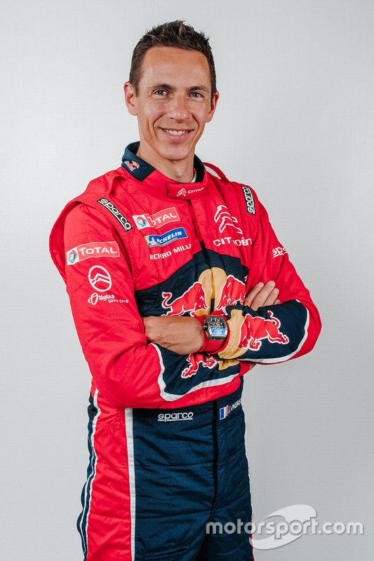 Julien Ingrassia, Citroën Racing