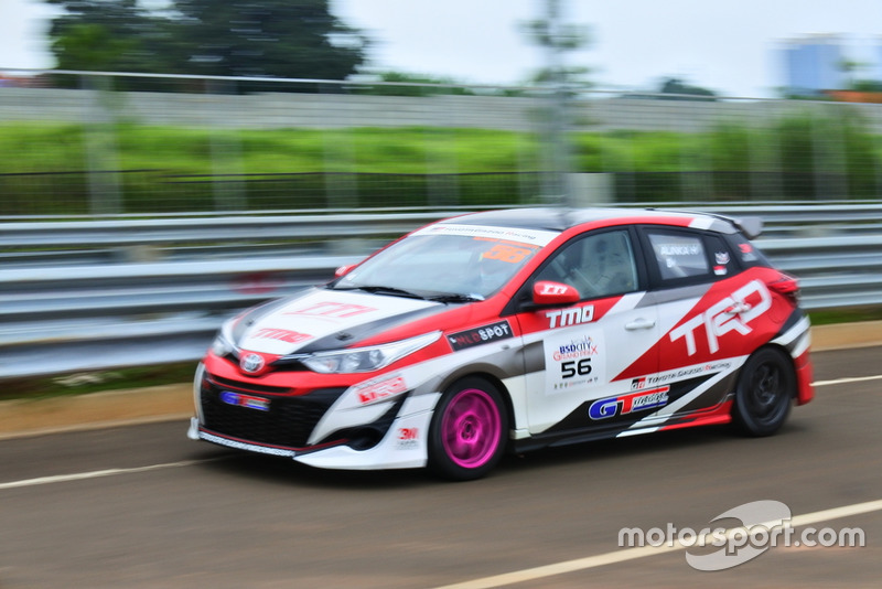 Alinka Hardianti, Toyota Team Indonesia, ITCC 1600 Max