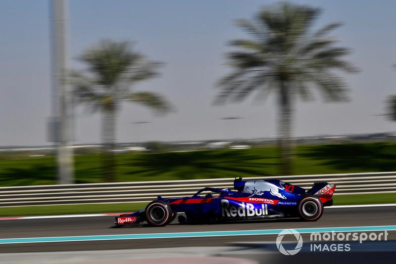 11. Pierre Gasly, Toro Rosso STR13
