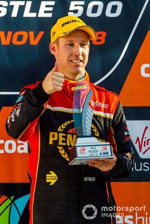 Подиум: Дэвид Рейнольдс, Erebus Motorsport