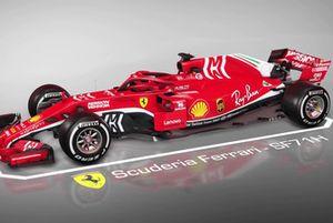 Animáció: Ferrari fejlesztések (USA)