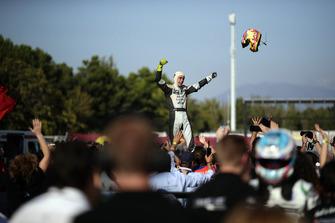 Il Campione Mikel Azcona, PCR Sport Cupra TCR