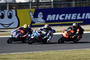 Marco Bezzecchi, Prustel GP, Jorge Martin, Del Conca Gresini Racing Moto3