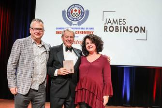 James Robinson (Center)