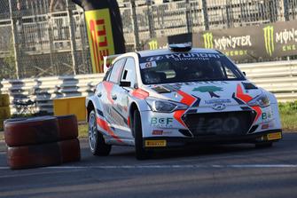 Giorgio Venica, Monica Ciani, Hyundai i20