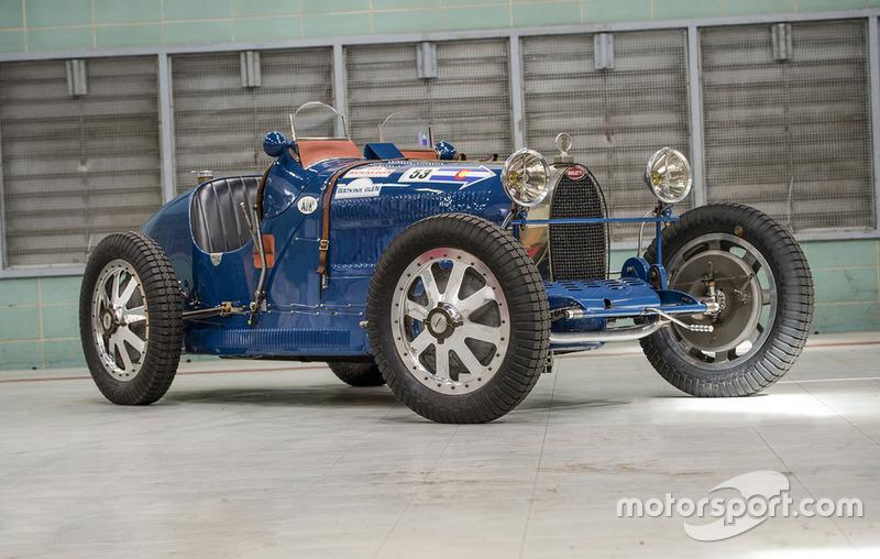 Louis Chiron - 1925 Bugatti Type 35A