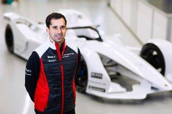 Neel Jani, Porsche works driver Formula E