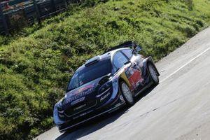 Teemu Suninen, Marko Salminen, Ford Fiesta WRC, M-Sport Ford