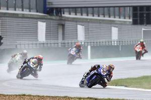Garrettt Gerloff, Loris Baz, Ten Kate Racing Yamaha