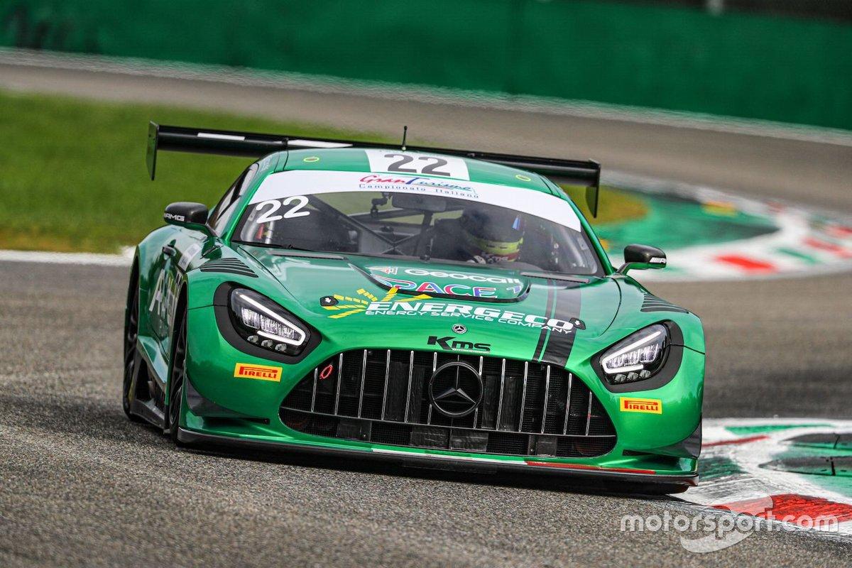 Stefano Pezzucchi, Krypton Motorsport, Mercedes AMG GT3,