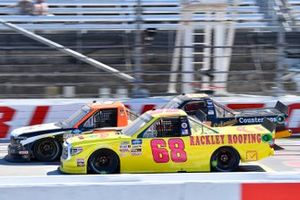 Clay Greenfield, Clay Greenfield Motorsports, Toyota Tundra Rackley Roofing, Timmy Hill, Hill Motorsports, Chevrolet Silverado Jerry Hill Throwback, Josh Reaume, Reaume Brothers Racing, Toyota Tundra