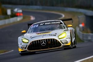 #22 10Q Racing Team Hauer & Zabel Mercedes-AMG GT3: Kenneth Heyer, Sebastian Asch, Thomas Jäger, Daniel Juncadella