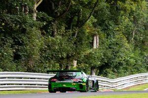 #8 Team ABBA Racing Mercedes-AMG GT3: Richard Neary, Sam Neary