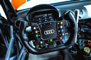 Руль Audi RS3 TCR
