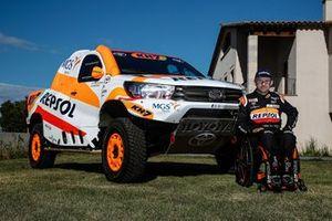 Isidre Esteve, Txema Villalobos, Toyota Overdrive, Repsol Rally Team