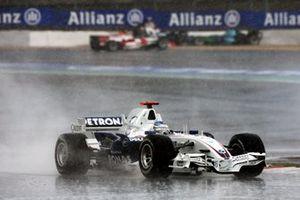 Ник Хайдфельд, BMW Sauber F1.07