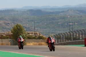Scott Redding, Arubait Racing Ducati, Chaz Davies, Arubait Racing Ducati
