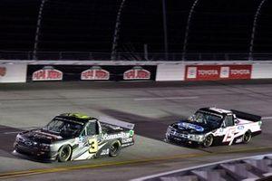 Jordan Anderson, Jordan Anderson Racing, Chevrolet Silverado Bommarito.com Tanner Gray, DGR-Crosley, Ford F-150 Ford Performance