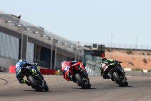 Alex Lowes, Kawasaki Racing Team, Leon Haslam, Team HRC, Federico Caricasulo, GRT Yamaha