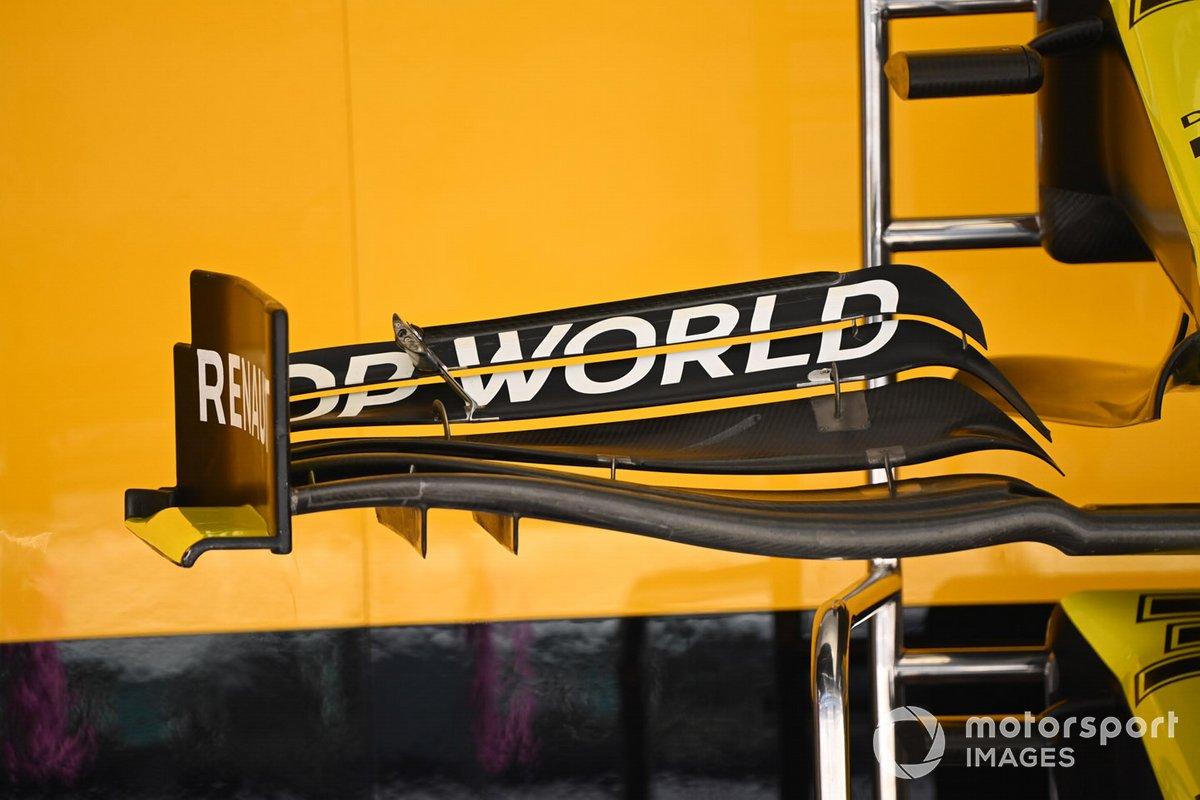 Renault: asa dianteira