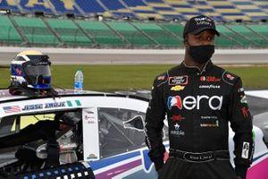 Jesse Iwuji, B.J. McLeod Motorsports, Chevrolet Camaro eRacing Association
