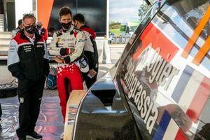 Sébastien Ogier, Toyota Gazoo Racing, Tommi Makinen, Toyota Gazoo Racing