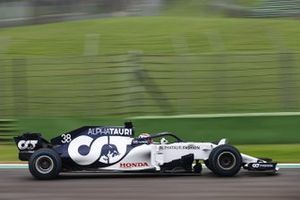 Yuki Tsunoda, Honda Formula Dream Project, en test sur l'AlphaTauri