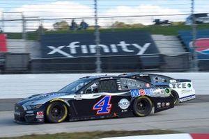 Kevin Harvick, Stewart-Haas Racing, Ford Mustang Mobil 1, Josh Bilicki, Tommy Baldwin Racing, Chevrolet Camaro Insurance King