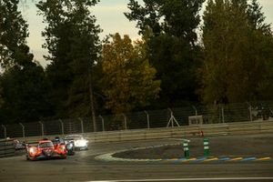 #16 G-Drive Racing by Algarve Oreca 07 - Gibson: Ryan Cullen, Oliver Jarvis, Nick Tandy
