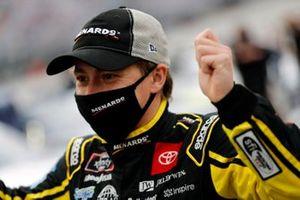 Brandon Jones, Joe Gibbs Racing, Toyota Supra Menards/Jen-Weld
