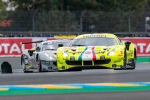 #70 MR Racing - Ferrari 488 GTE Evo: Takeshi Kimura, Vincent Abril, Kei Cozzolino