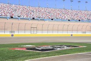 Xfinity Grass Logo Las Vegas Motor Speedway