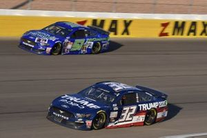 #32: Corey LaJoie, Go FAS Racing, Ford Mustang Trump 2020 #51: Joey Gase, Petty Ware Racing, Ford Mustang Nevada Donate Life