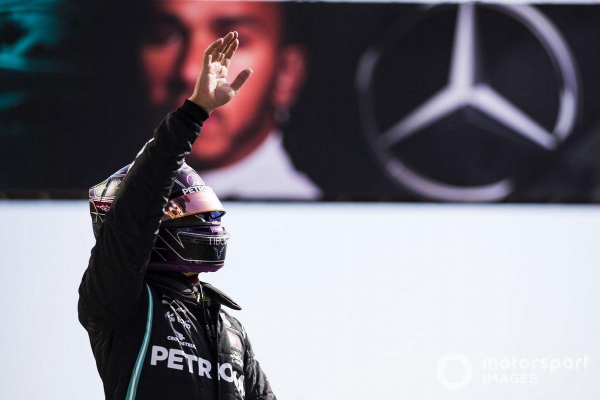 Lewis Hamilton, 92 zafer