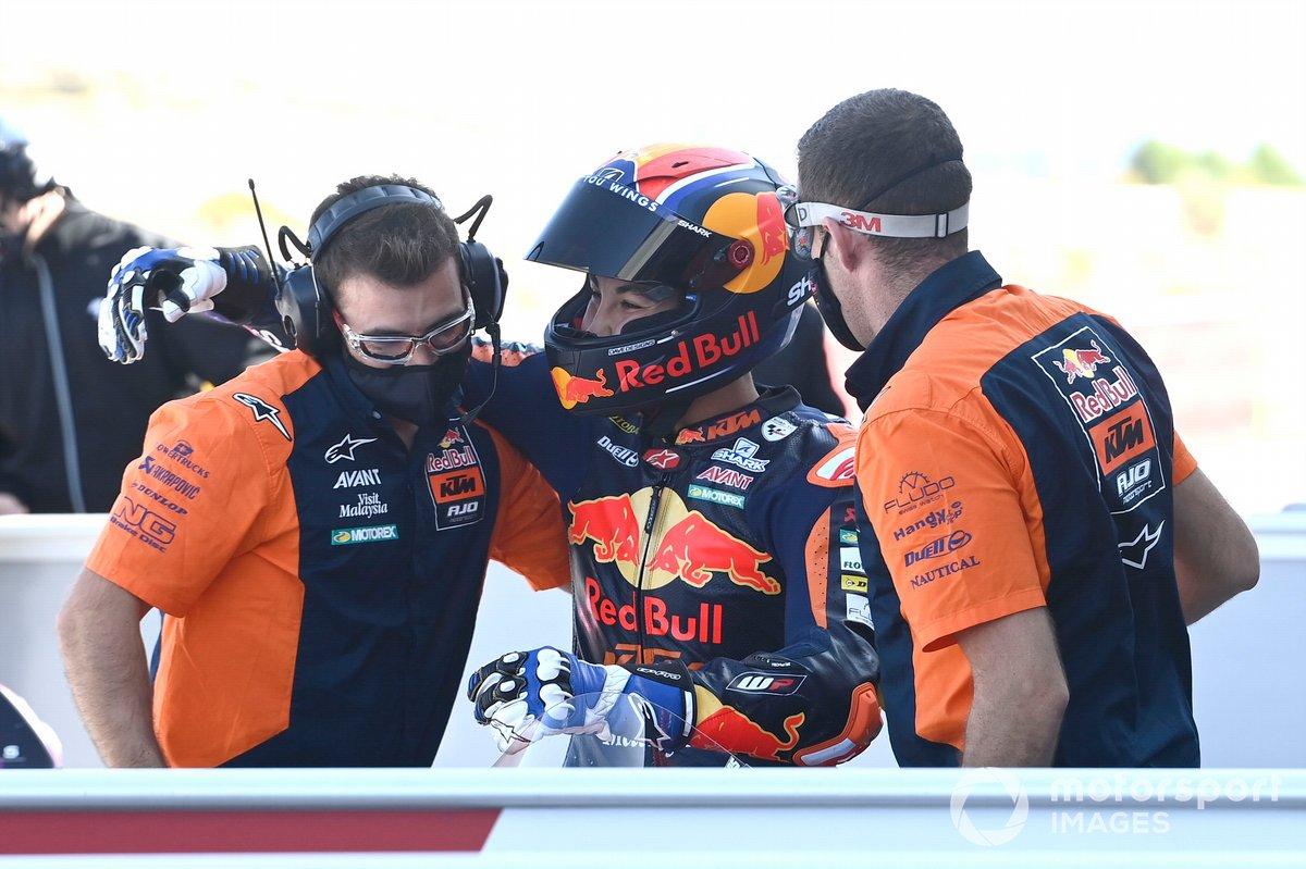 Raul Fernandez, Red Bull KTM Ajo, Moto3
