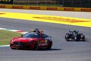 The Safety Car Valtteri Bottas, Mercedes F1 W11