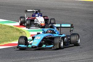 Calan Williams, Jenzer Motorsport en Roman Stanek, Charouz Racing System
