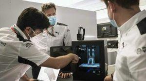 BMW WSBK 3D Printer