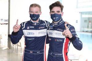 #2 United Autosports Ligier JS P320 - Nissan: Wayne Boyd, #32 United Autosports Oreca 07 - Gibson: Job Van Uitert