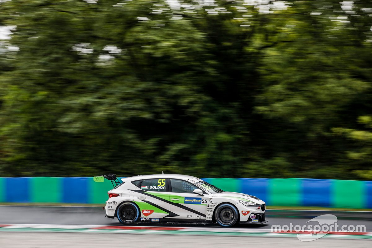 Bence Boldizs, Zeng? Motorsport Services KFT CUPRA León Competición TCR