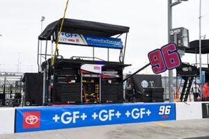 Daniel Suarez, Gaunt Brothers Racing, Toyota Camry GF Machining Solutions